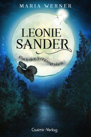 Buchcover Maria Werner - Leonie Sander Fluch der Vergangenheit