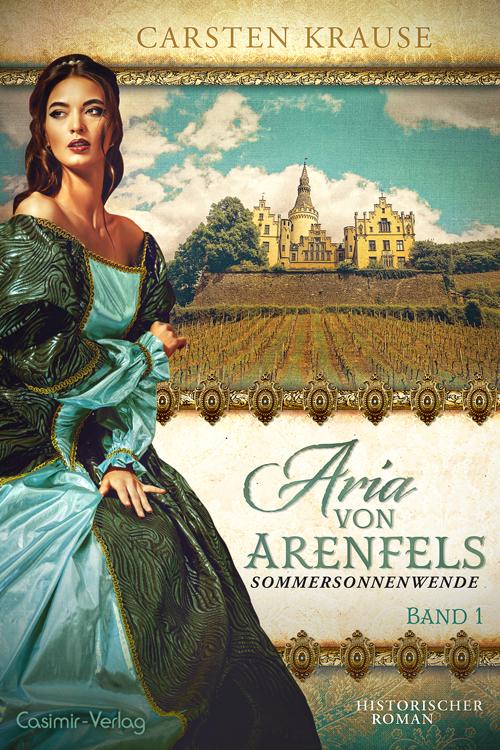 Buchcover_Aria von Arenfels
